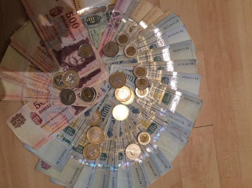 83 500 forint gyűlt össze