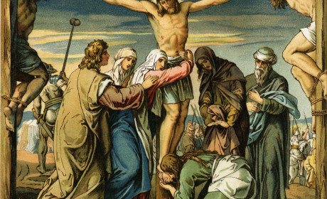Nagypéntek: Jézus kereszthalálának napja