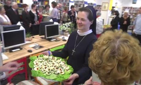 Lengyel húsvéti szokások Érden