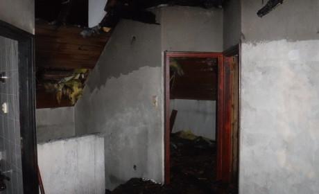 Kigyulladt egy családi ház Budaörsön
