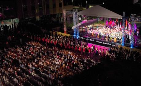 Summerfest: vasárnap Magyarország, hétfőn az Öröm napja