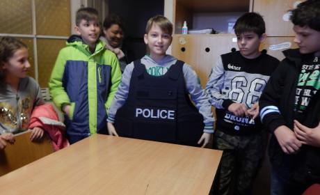 Kőrösisek szolgáltak és védtek a rendőrkapitányságon