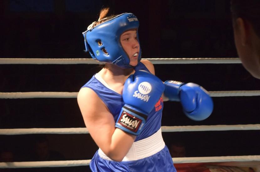 Csóka Klaudia bronzérmes