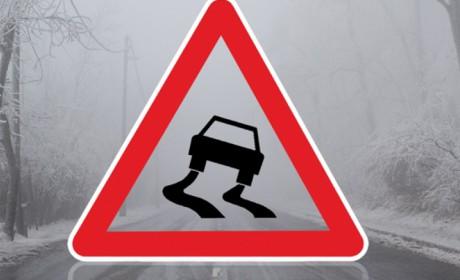 Figyelmeztetés havazás és ónos eső miatt