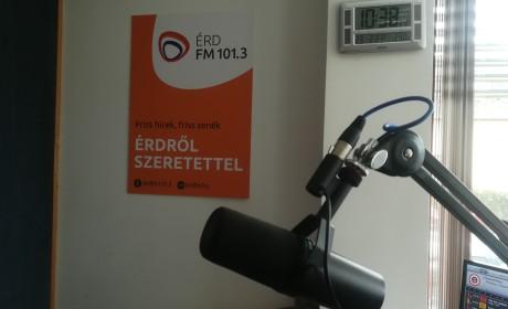 Négyéves az Érd FM 101,3