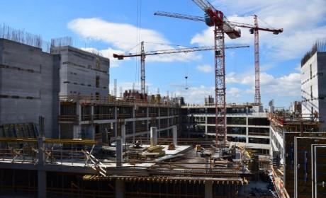 Az építőipar tavalyi szárnyalása idén visszaeshet