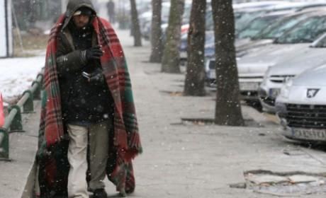 Jön a hidegebb idő, figyeljünk az utcán élőkre!