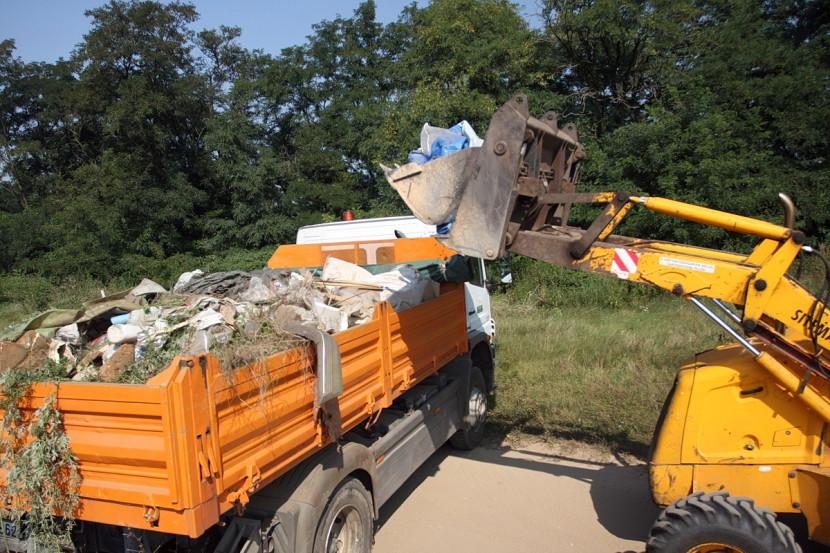 Most is a hulladék felszámolásra fordítják a Környezetvédelmi Alapot