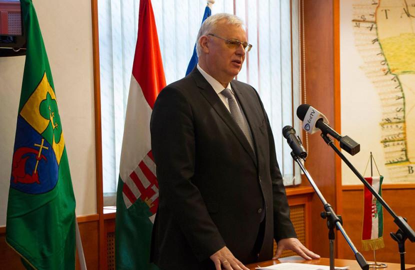 Az érdi ellenzék támogatja Aradszki Andrást