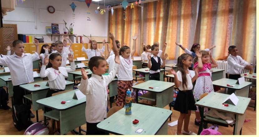 Az iskolaválasztási terítéken: a Batthyány