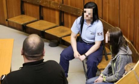 A bíróság előtt is tagadta a bűnösségét H. Tünde