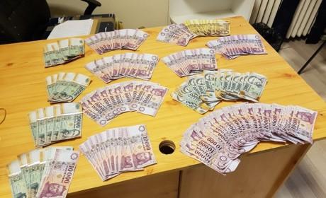 Kétmilliót lopott Törökbálinton a monori férfi – frissítve!