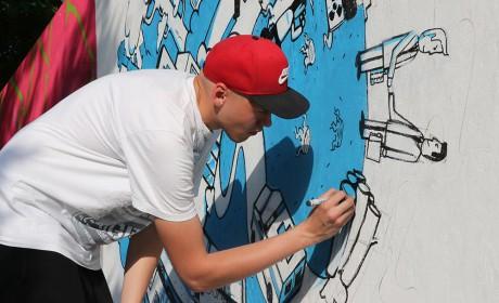 Live Street Art, másodszor
