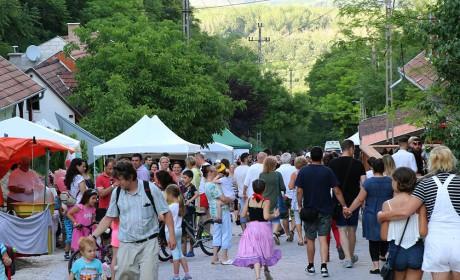 A bort, a kultúrát és a gasztronómiát ünnepelték