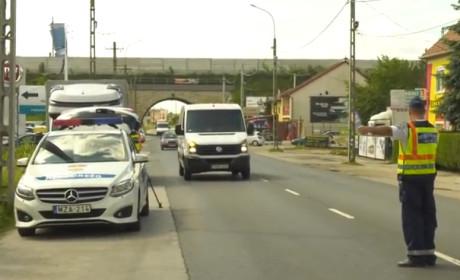 Akció a közúti balesetek visszaszorításáért