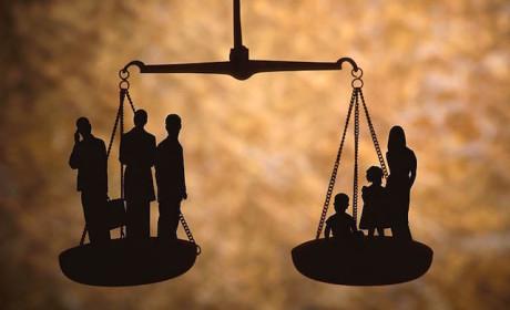 A családi élet egyensúlya