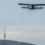 Repülõgépes szúnyogirtás