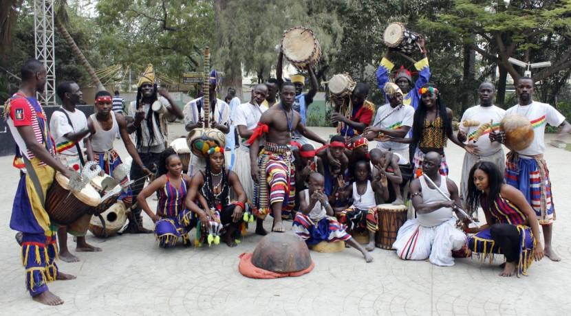 A sokszínű Afrika – Érden