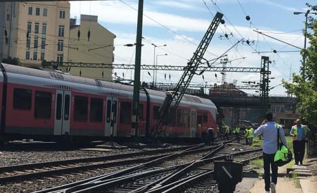 MÁV: egyre több vonat indul már a Déliből