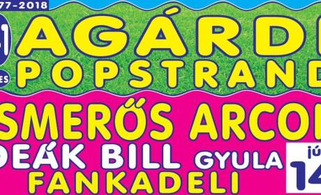 Ma esti koncertek Agárdon