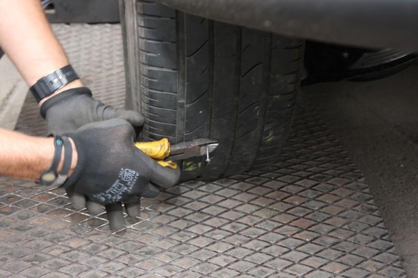 Trükkös tolvajok fosztogatnak az autópályákon