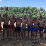 Strand Birkózó Országos Bajnokság - A Csapat Kovács János edzővel