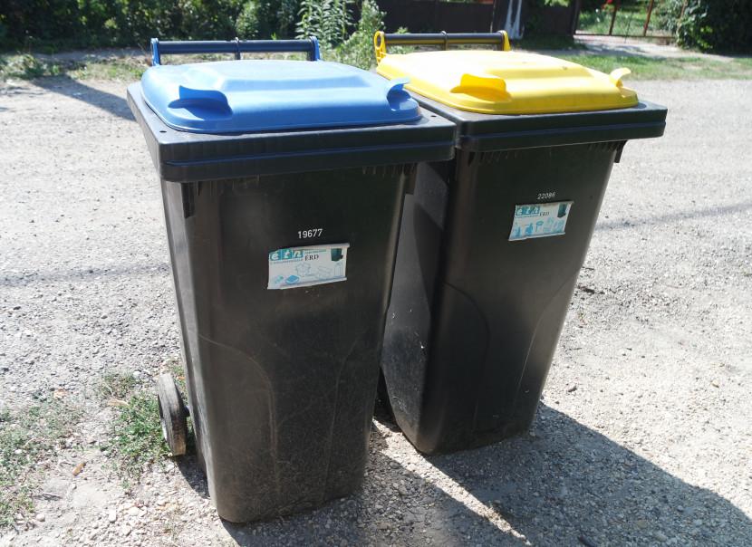 Csúszik a hulladékszállítás a nagy meleg miatt