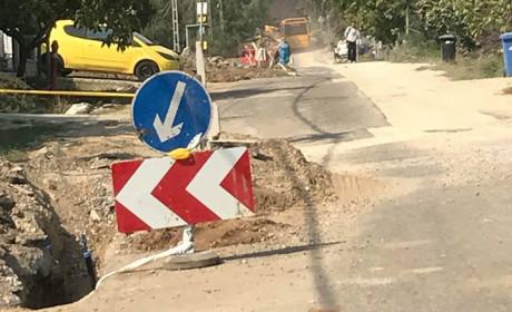 Újjáépítik a Csaba utcát