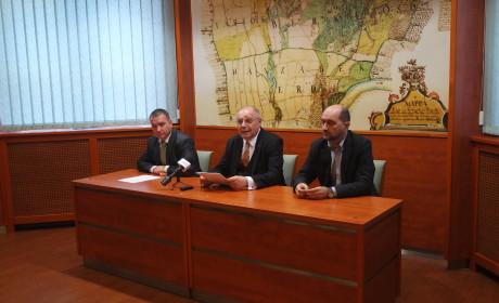 50 éve város – Érd 2028 néven hirdetett programot a polgármester