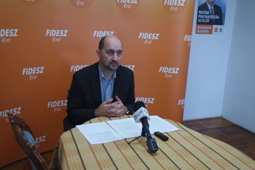 Érdi Fidesz: csalással fogadták el a Sargentini-jelentést