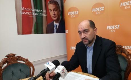 Érdi Fidesz: az ellenzék kivonta magát a város közösségéből
