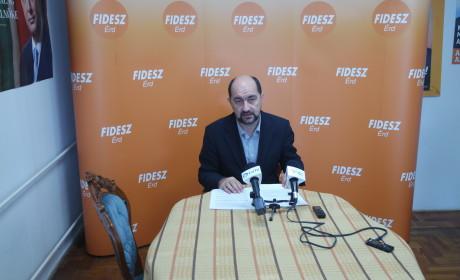 Érdi Fidesz: felháborító a baloldaliak távolmaradása