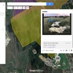 digitális szeméttérkép_az Érd-sóskúti fennsík egy részét már feldolgozták