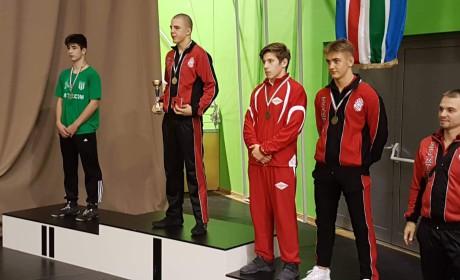 Diákolimpiai bronzérem
