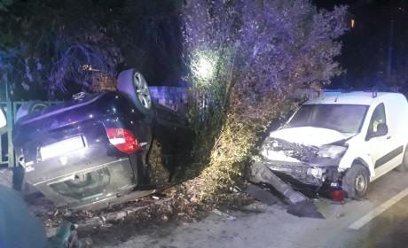 Súlyos baleset a Balatoni úton
