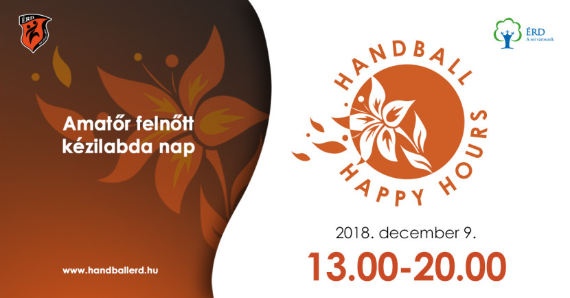 Handball Happy Hours amatőr torna december 9-én