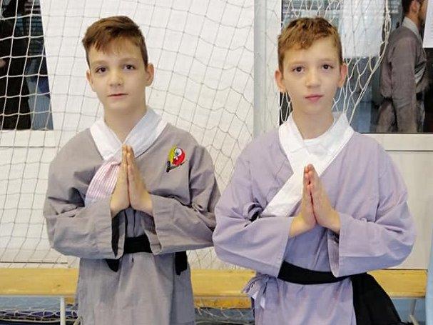 Kung fu: az újoncok is bemutatkoztak